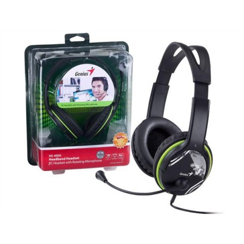 Headphones Genius HS-400A