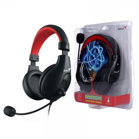 Headphones Genius HS-520