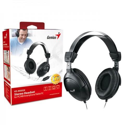 Headphones Genius HS-M505X