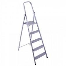 Metal stepladder 5 steps