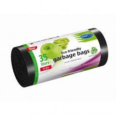 Garbage bags 35L. with ties Stella Eco 15 pcs.