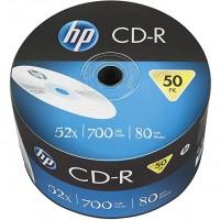 CD-R HP, 80 min, 52x700mb.