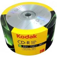 CD-R Kodak, 80 min, 52x700mb