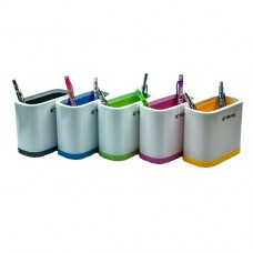 Plastic pen holder Yalong rectangular