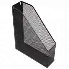 Vertical metal tray