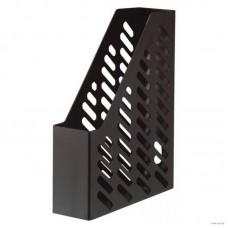 Vertical plastic tray