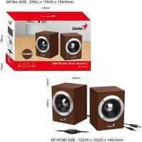 Speakers Genius SP-HF280