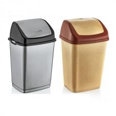 Dust bin plastic 2 l.