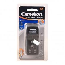 Camelion Mini Travel Charger, AA / AAA, 9V