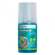 Spray for cleaning monitors with microfiber Defender 200ml