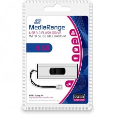 USB Flash drive MediaRange 8 gb., 3.0