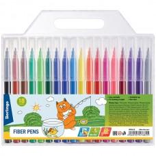 Felt-tip pen Berlingo 18 colors