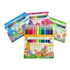 Felt-tip pen Yalong YL032 12 colors