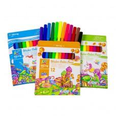 Felt-tip pen Yalong 12 colors