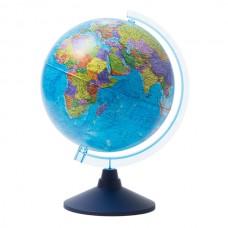 Political globe 25 cm