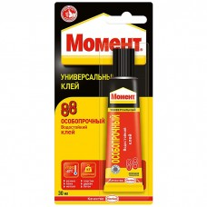 Universal glue Moment extra strong 30gr.