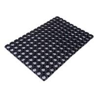 Rubber door mat 48x77cm.