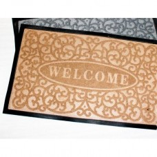 Door mat Welcome 40x60cm.