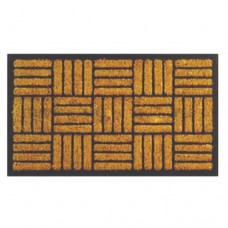 Door mat coconut fiber 45x75cm. thick