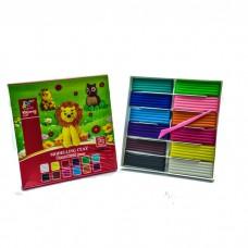 Plasticine Yalong 10 colors