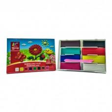 Plasticine Yalong 8 colors