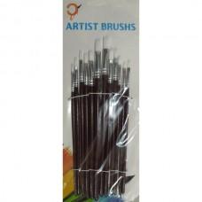 Paint brush 12 pcs.