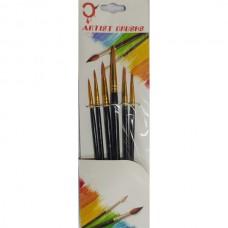 Paint brush 6 pcs.