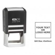 Stamp printer Colop Q-43