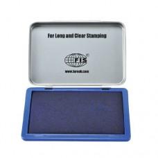 Stamp pad Fis 12*8cm, blue