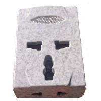 Tee adapter gray