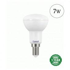 Lamp LED R50 7W E14 General