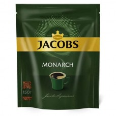 Instant coffee Jacobs Monarch 150gr.