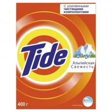 Washing powder Tide 400gr. automatic