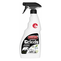 Gas stoves cleaning spray Unicum Grizzly 500 ml.