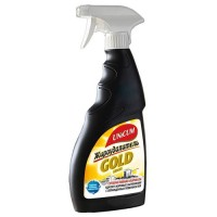 Gas stoves cleaning spray Unicum Gold 500 ml.