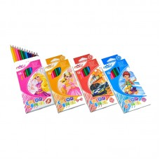 Colored pencils Yalong Violin, 12 colors