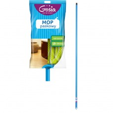 Mop with metal handle Gosia