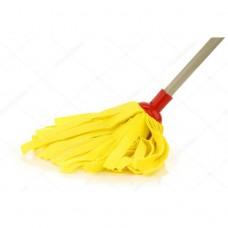 Mop with metal handle 1.2m