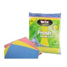 Sponge cloth Arix 3 pcs.