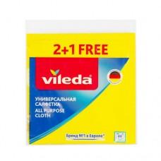 Cleaning cloth Vileda 2+1 pcs.