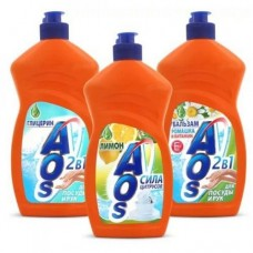 Dishwashing liquid Aos 450 ml.