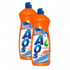 Dishwashing liquid Aos 650ml.