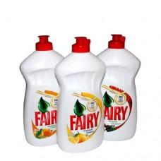 Dishwashing liquid Fairy 500 ml.