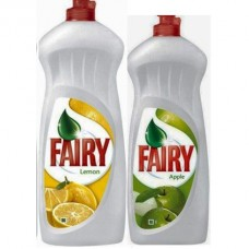 Dishwashing liquid Fairy 900 ml.