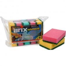 Dishwashing sponge Arix x5