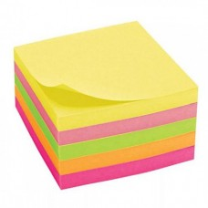 Stick notes 76x76mm 5 colors