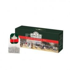 Tea Ahmad English Breakfast Tea 25x2gr
