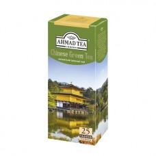 Tea Ahmad Chinese Green Tea 25x2gr