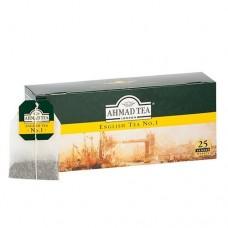Tea Ahmad English N1 Tea 25x2gr