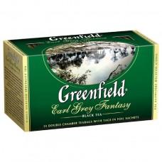 Tea Greenfield Earl Grey Fantasy 25x2gr.